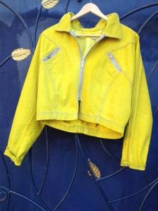yellow.jean.jacket