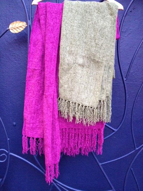 Ecuador.scarves