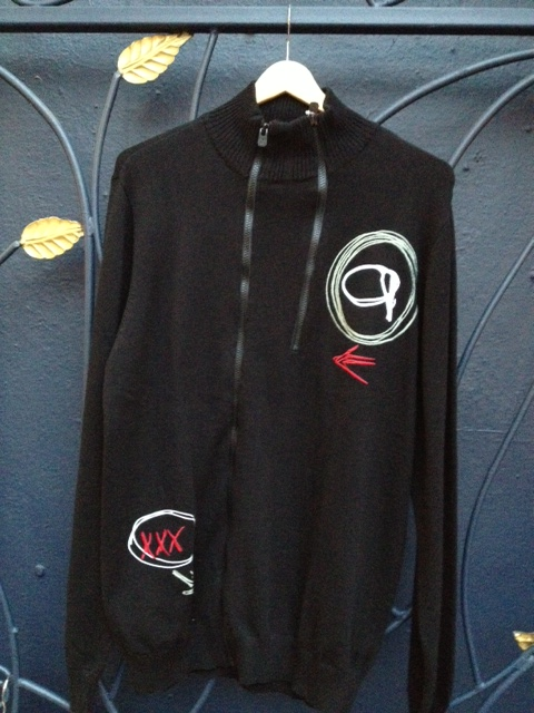 mens.black.zip.sweater