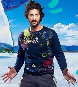 Desigual.men.tshirt
