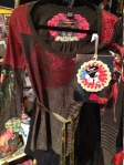 This is Desigual's Celinner dress for Cirque du Soleil