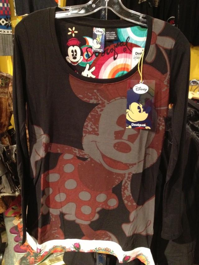 Desigual.Minnie.Cup.Tshirt