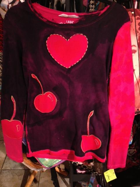 heart.n.cherries.angelshirt