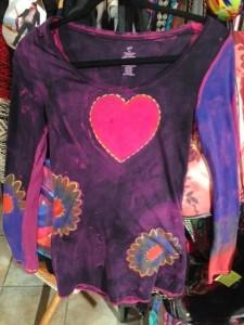 heart.n.flowers.angel.shirt