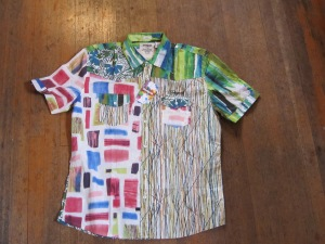 Desigual summer shirt