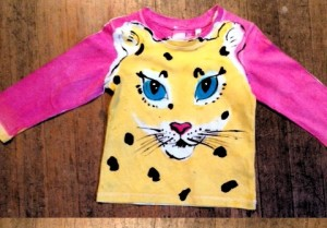kids.cat.shirt by Angel Vancouver