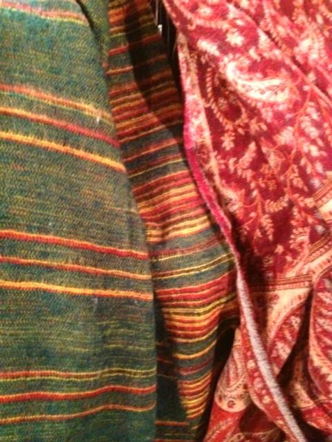 Tibetan.shawls.yak.wool