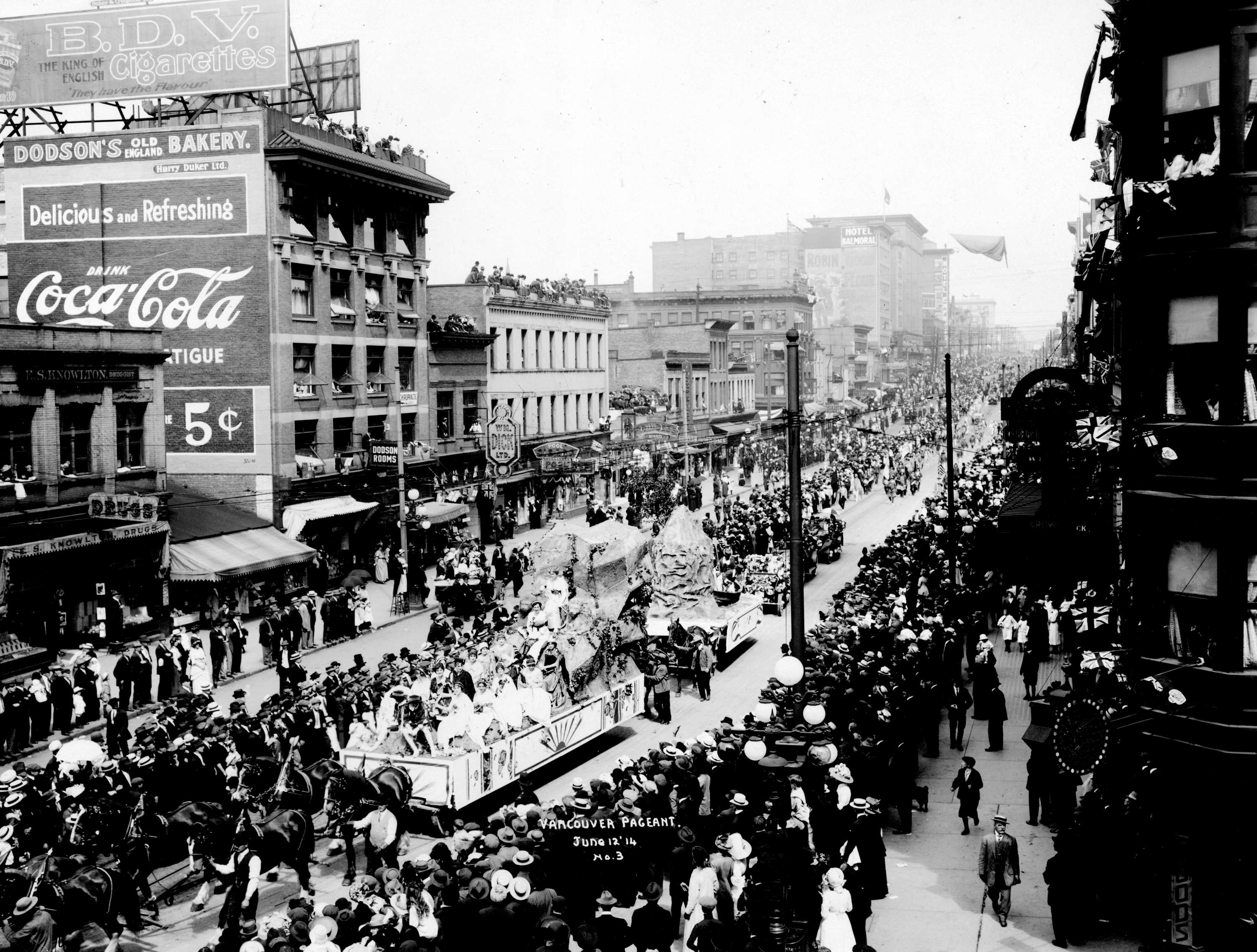 A short history of Gastown: The birth of Vancouver, Canada ...