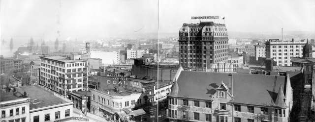 business.district.looking.east.early1900s