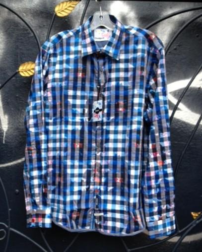 Desigual.Cam.Xavier.mens.shirt