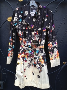 Desigual.Primavera.raincoat.women
