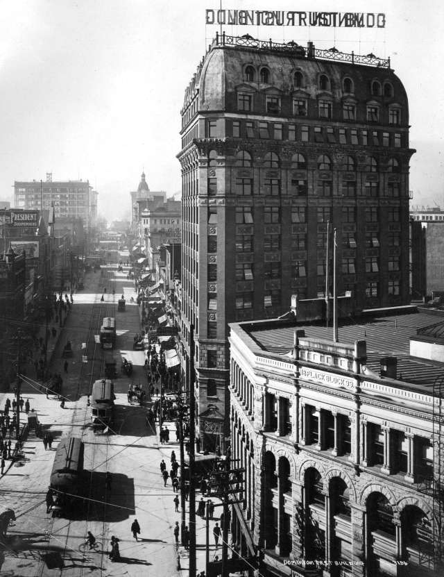 Hastings&Cambie.early1900s