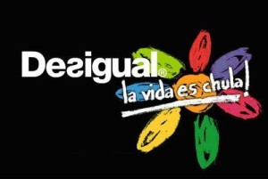 Desigual is a fasjion house based in Barcelona that produces 1,000 new pieces each season. It's slogan this year is La Vida es Chula (Life is Cool). If you don't see what you're looking for, we might be able to special order it in, then ship it to you,