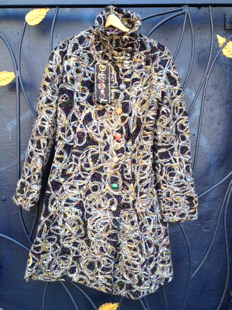 Desigual.abstraction.coat