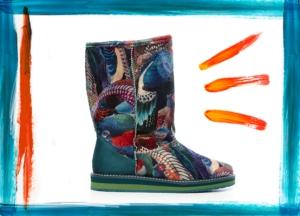 desigual.Panda.boots