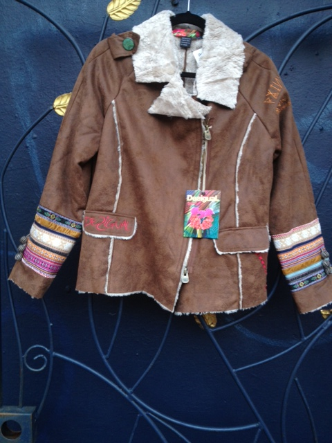 We still have two of these Folky jackets at Angel Vancouver (as of May 31, 2013). We ship worldwide. Photo by angelvancouver.com