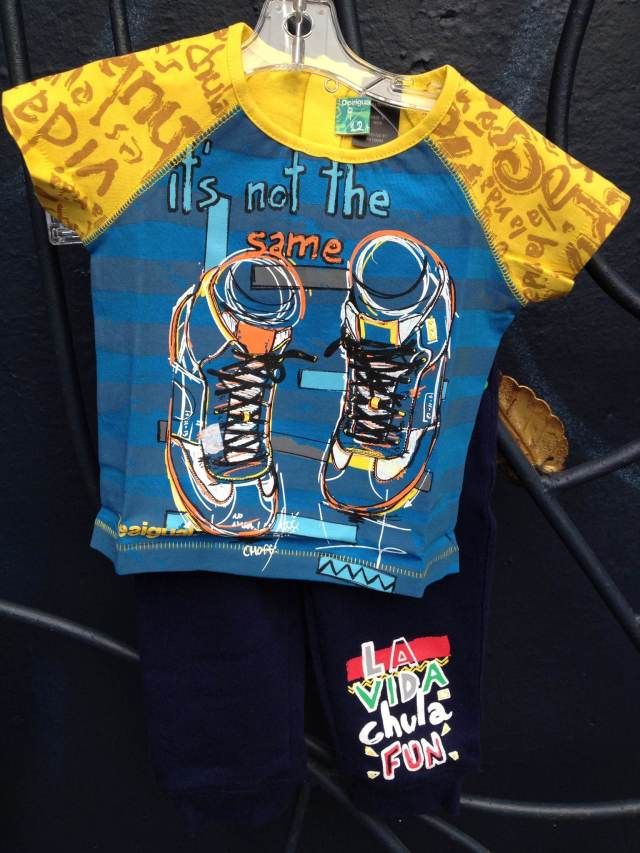 desigual.kids.T.runners