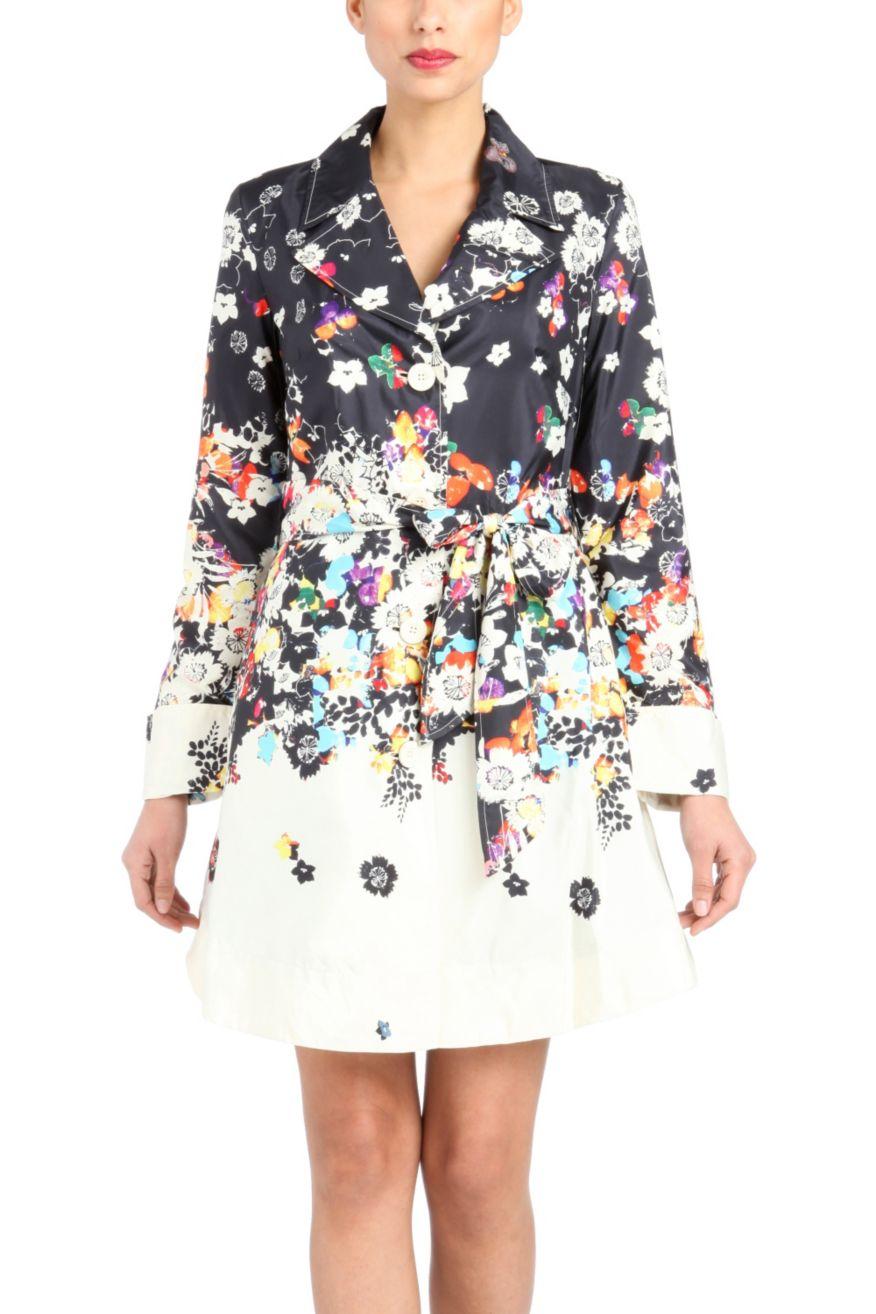 Desigual Primavera — the perfect spring coat at Angel ...