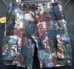 Desigual.Check.Painter.shorts.$89