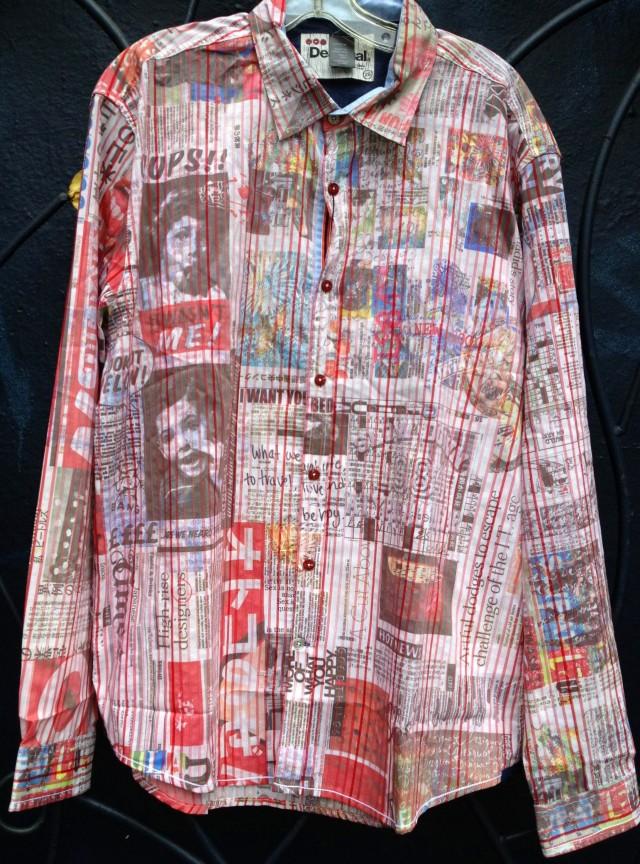 Desigual.Daniel.shirt.$149