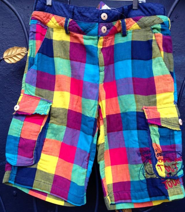 Desigual.paint.corale.shorts.$149