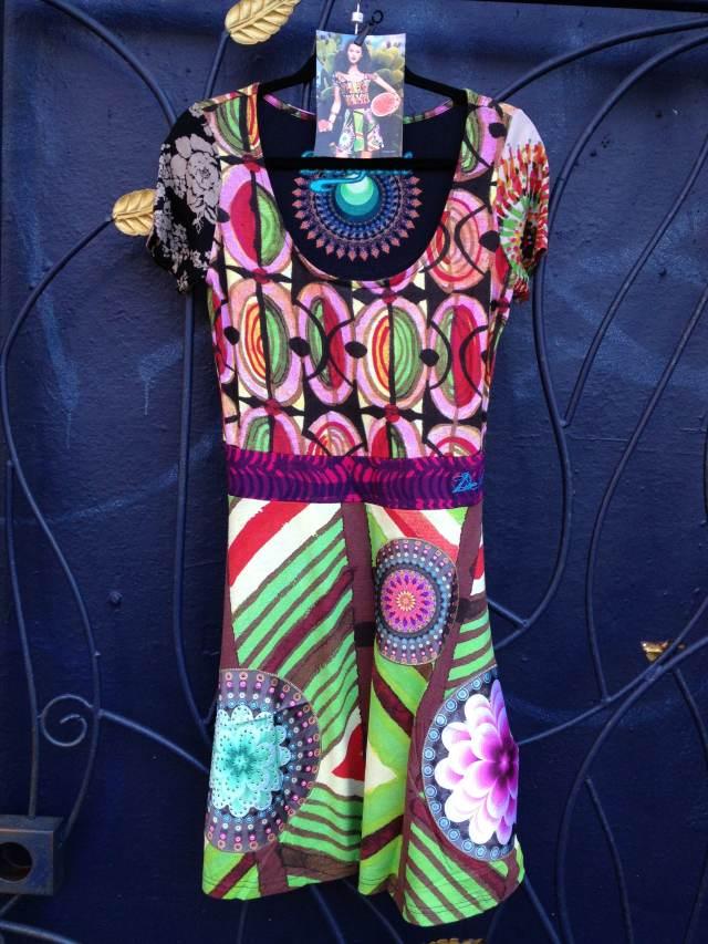 Desigual.Praga.dress.$119