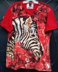 Desigual.zebra.Tshirt.$94