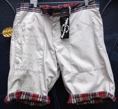 Desigualreversible.shorts$109.size36