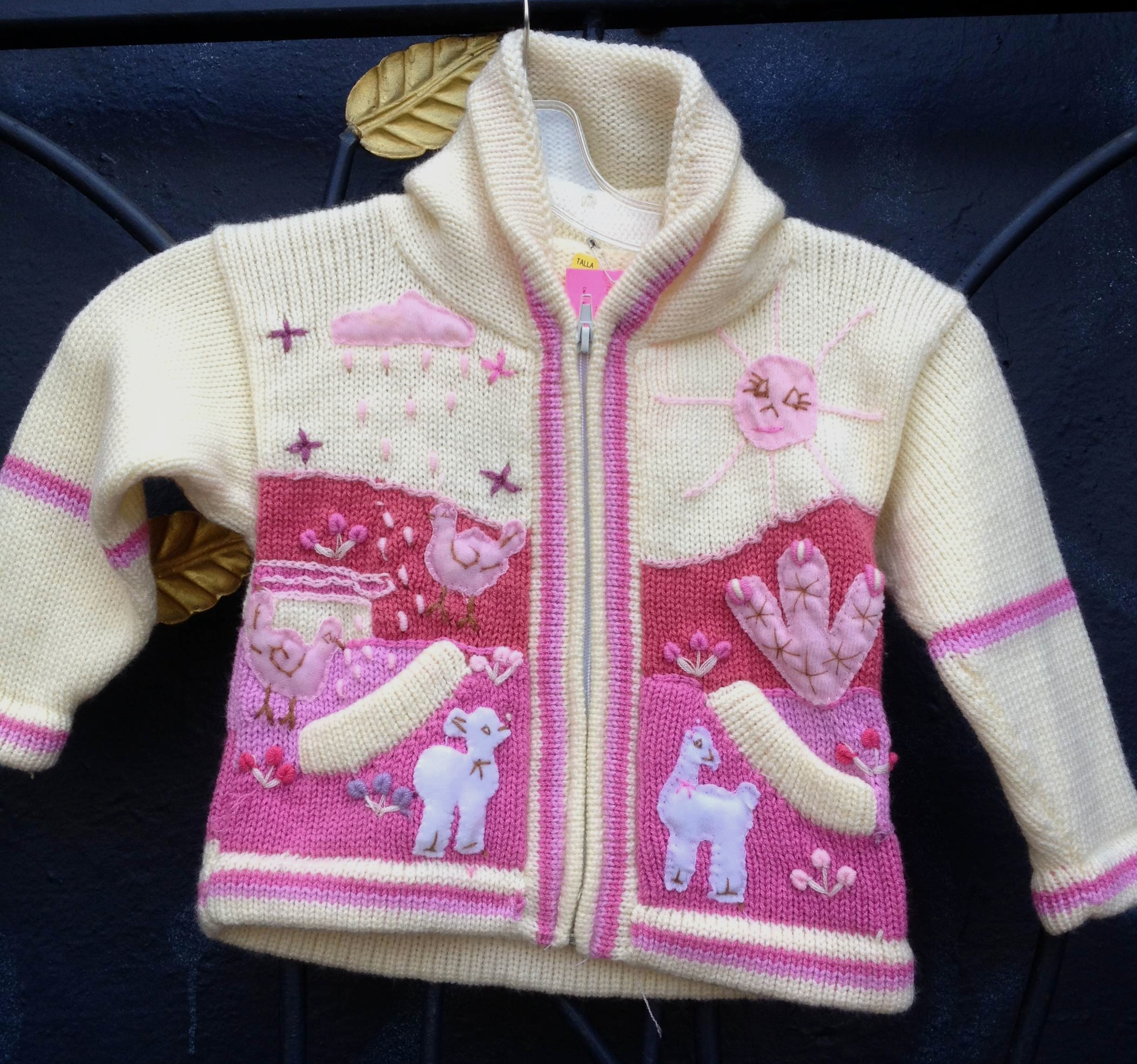 Sweaters From Peru For Kids Adults 15 Off At Angel Vancouver