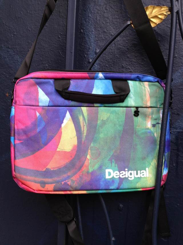 Desigual.backpack.computer.bag