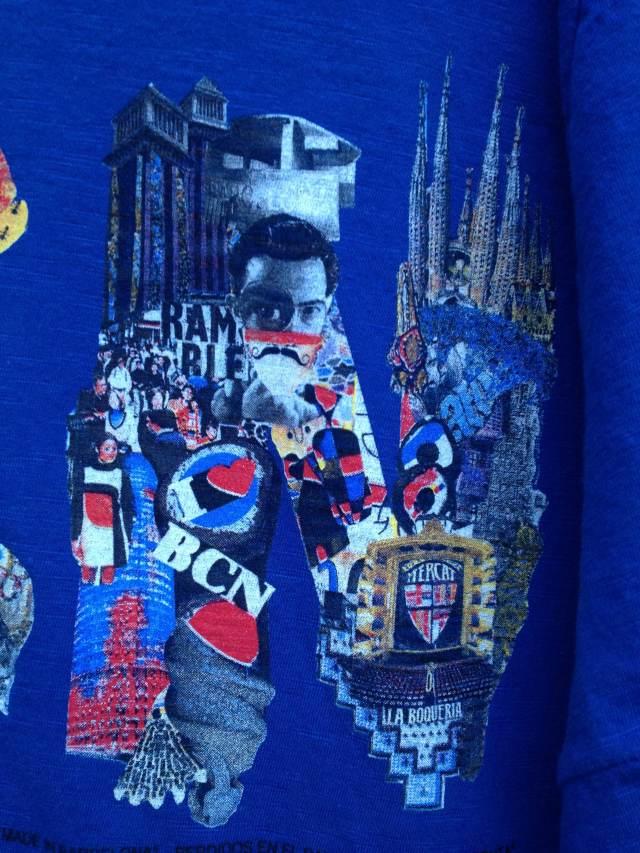 Desigual.BCN.Tshirt.Ciudadana.B