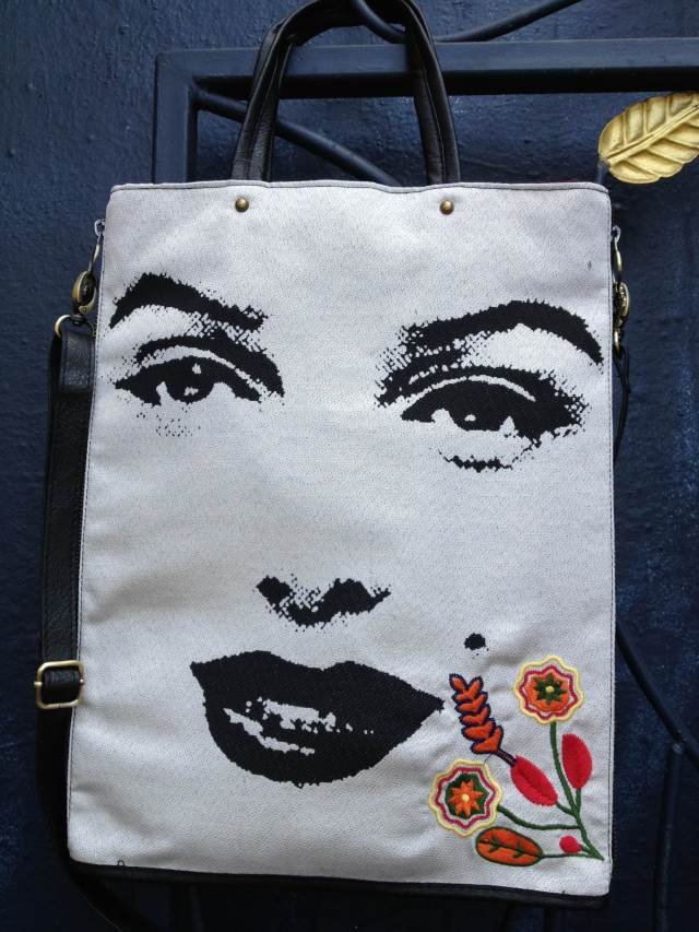 Desigual Marilyn bag by Lacroix SS2013