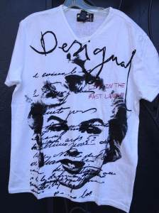 Desigual.Nighr.Mary.marilyn.tshirt.