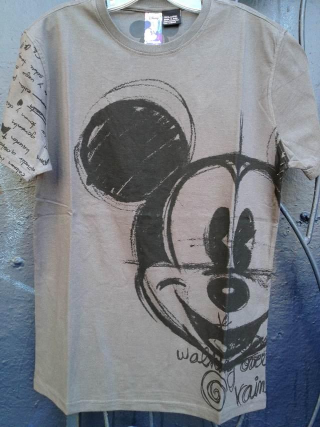 Desigual,Mickey.tshirt.