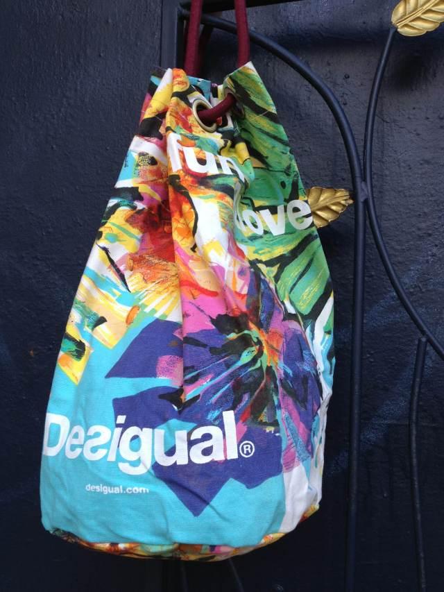 Desigual.beach.bag