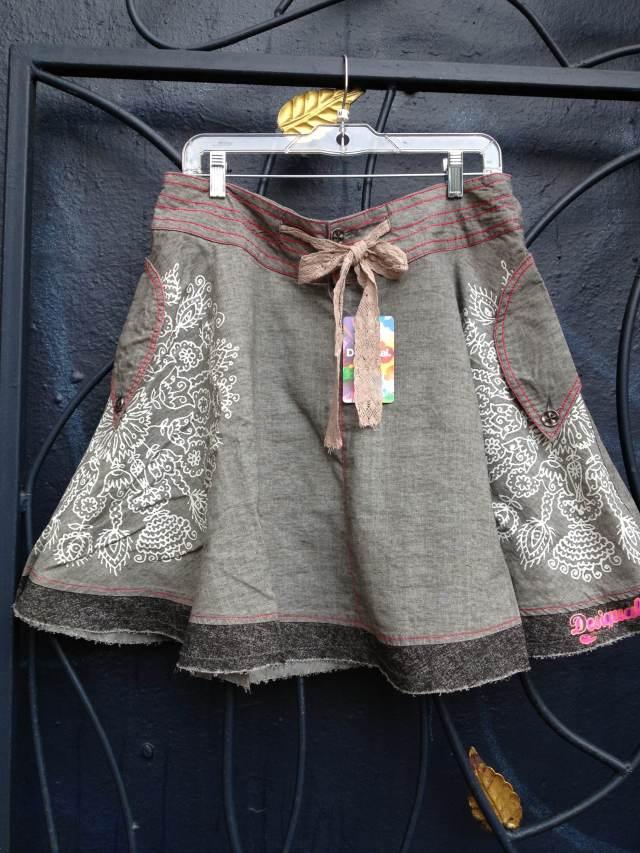 Desigual.Elisabeth.skirt.$144