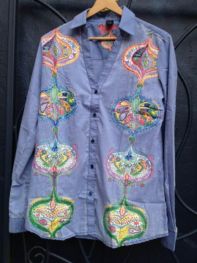Desigual.Marcia.shirt.$104