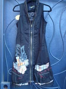 Desigual.Airies.sleeveless.dress.zips.up.$169.summer2013