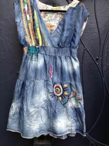Desigual.burlington.patch.dress.$169