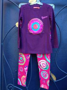Desigual.kids.Tshirt.fall.$54.and.kids.leggings.$39