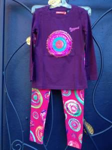 Desigual.kids.Tshirt.fall.$54.and.kids.leggings.$39