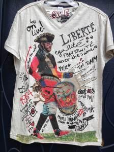 Desigual.Napolean.Tshirt.men.$99
