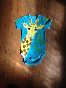 Handpainted.giraffe.sleeper.july15.2013