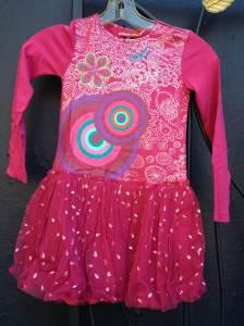 Desigual.Bibiana.girls.dress.fall.winter.2013.$89