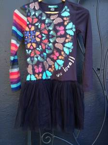 Desigual.Carissa.girls.dress.butterflies.fall.winter.2013.$89
