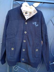 Desigual.Kanit.mens.sweater.jacket.$254