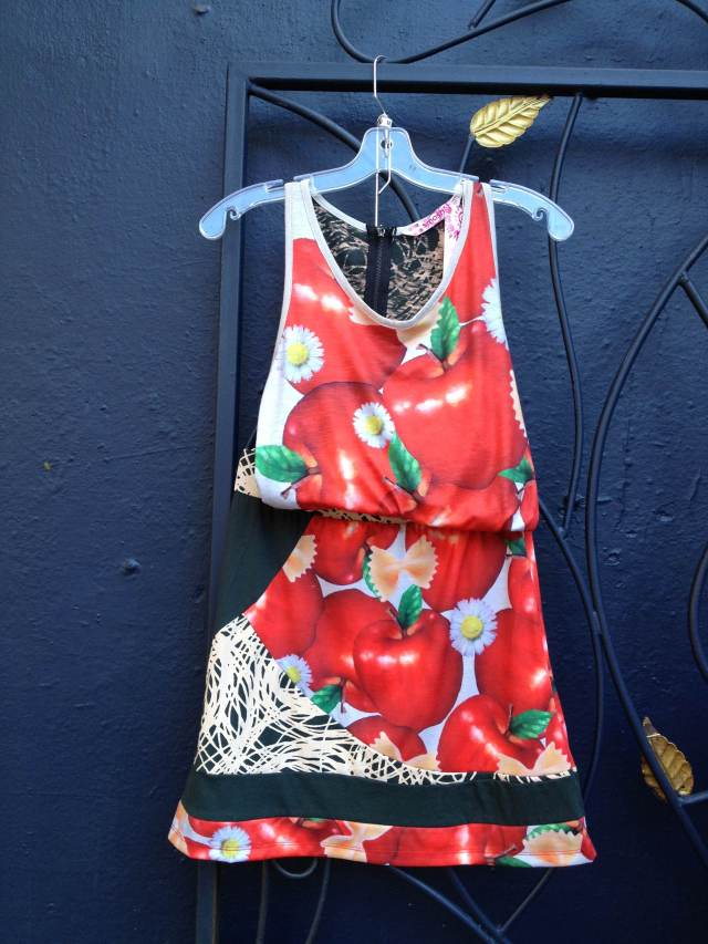 Smash.Kayoa.top.$55.&.match.Kangian.skirt.$55.apples