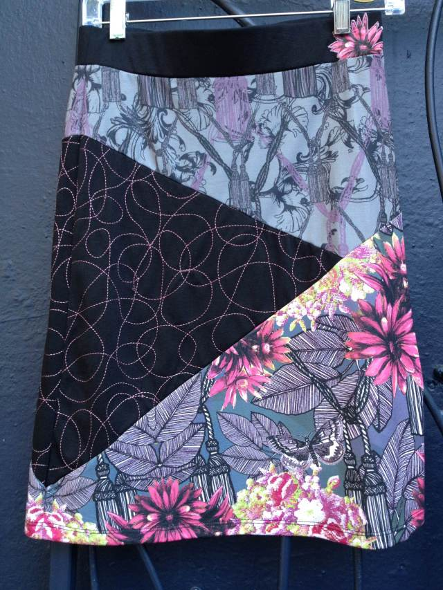 Smash.Rem.skirt.$65
