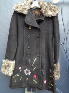 Desigual.coat.$309