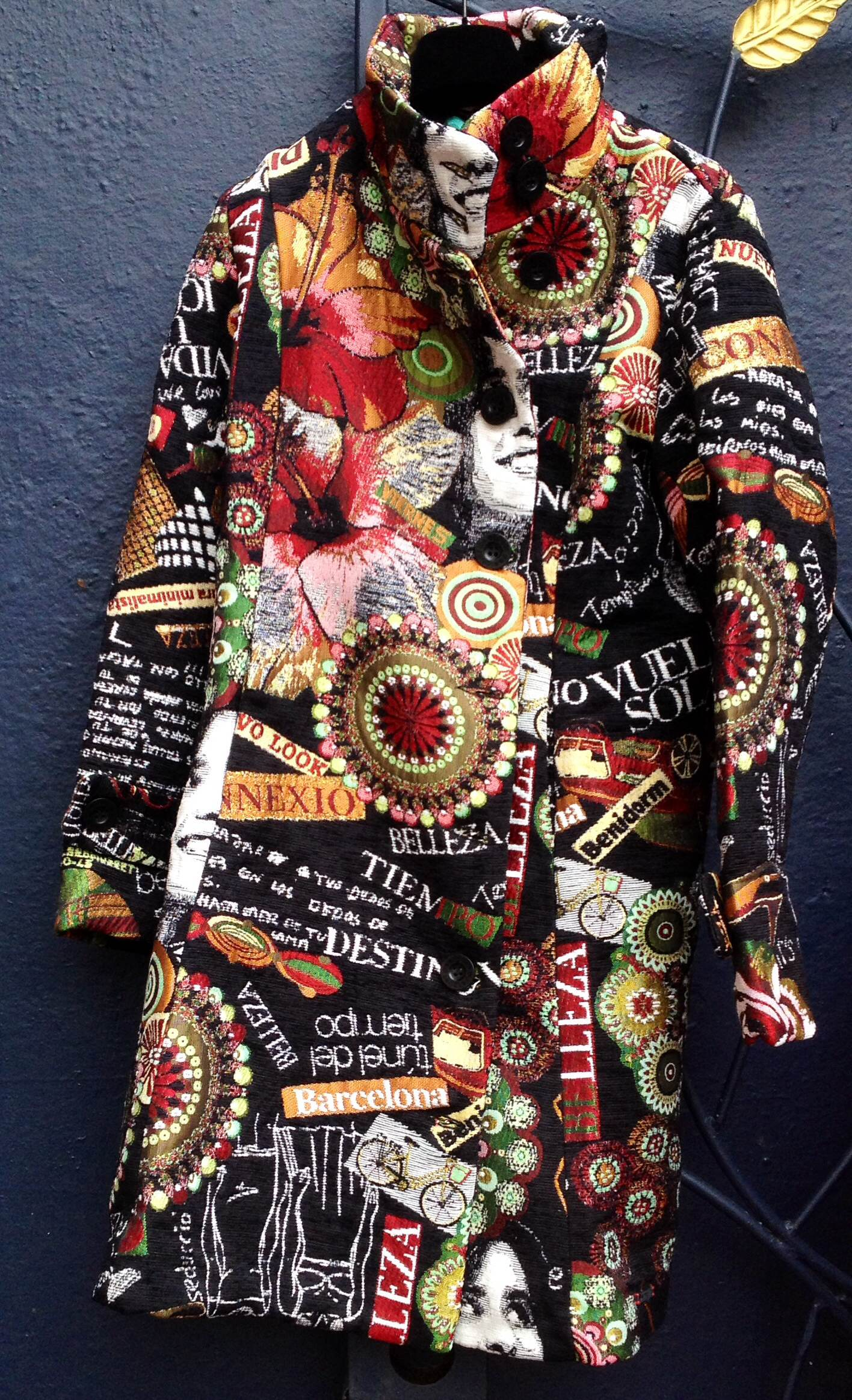 Desigual's fall-winter 2013 collection for women ...